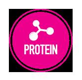 Högre proteinhalt